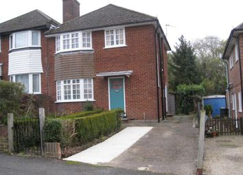 Thumbnail 3 bed semi-detached house to rent in Chessmount Rise, Chesham