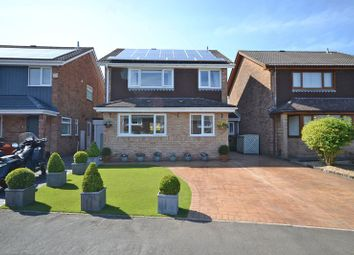 Thumbnail 3 bed detached house for sale in Stunning Extended House, Hawks Moor Close, Newport