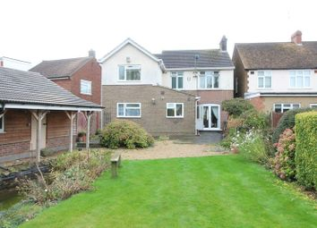 Thumbnail 4 bedroom detached house to rent in Onslow Road, Luton