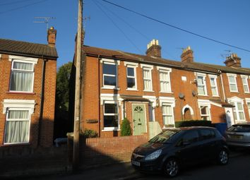 Thumbnail 2 bed end terrace house for sale in Cavendish Street, Ipswich