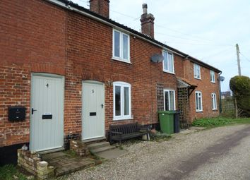 2 bed terraced house to rent in Marsh Lane, Gillingham, Beccles NR34