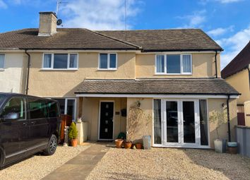 Thumbnail 5 bed semi-detached house for sale in Bowly Road, Cirencester