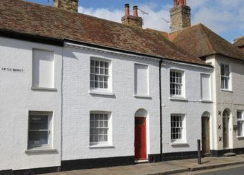 Thumbnail 3 bed terraced house for sale in St. Johns Cottages, Cattle Market, Sandwich