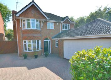 Huson Road, Warfield, Bracknell RG42. 4 bed detached house