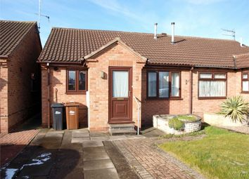 Thumbnail 2 bed semi-detached bungalow for sale in Rangemore Street, Burton-On-Trent, Staffordshire