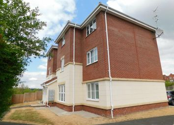 Thumbnail 2 bed flat for sale in Lily Drive, Norton, Stoke-On-Trent