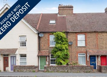Thumbnail 2 bed terraced house to rent in Winters Cottages, Bepton Road, Midhurst