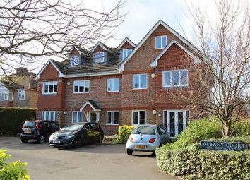 Thumbnail 2 bed flat to rent in 65-67 Chertsey Road, Ashford, Surrey