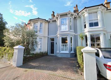 Thumbnail 4 bed terraced house for sale in Eastern Villas Road, Southsea