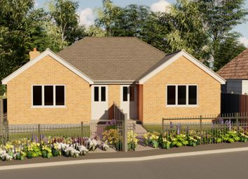 Thumbnail 1 bed semi-detached bungalow for sale in Coopers Close, Ashbourne