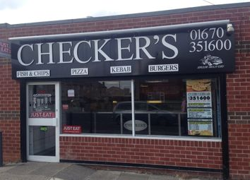 Thumbnail Retail premises for sale in Blyth, Northumberland
