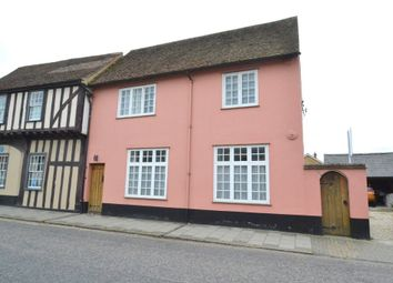 Thumbnail 3 bed end terrace house for sale in Chestnut Mews, Friars Street, Sudbury