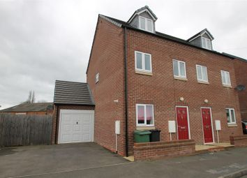 Thumbnail 4 bedroom semi-detached house to rent in Woodall Street, Bloxwich, Walsall