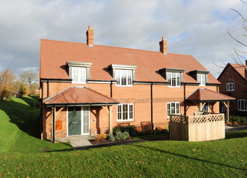 Thumbnail 2 bed cottage for sale in 23 Polo Drive, Cawston, Rugby