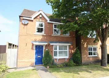 Thumbnail 4 bed detached house for sale in Netherley Road, Hinckley, Leicestershire