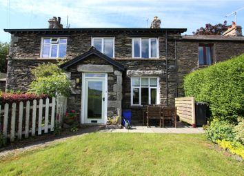 Thumbnail 3 bed terraced house for sale in Ashdene, Brow Lane, Staveley, Kendal