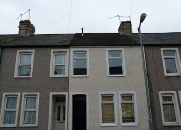 Thumbnail 3 bed terraced house to rent in Daisy Street, Canton, Cardiff