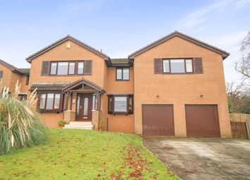 Thumbnail 5 bedroom detached house for sale in Menteith Drive, Burnside, Glasgow