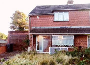 Thumbnail 3 bed semi-detached house for sale in Hall Grove, Coseley