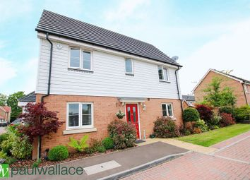 Thumbnail 3 bedroom end terrace house for sale in Magnolia Way, Cheshunt, Waltham Cross