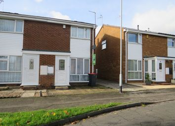 Thumbnail 2 bed semi-detached house for sale in Windsor Close, Hucknall, Nottingham