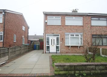 Thumbnail 3 bed semi-detached house for sale in Alder Avenue, Ashton-In-Makerfield, Wigan