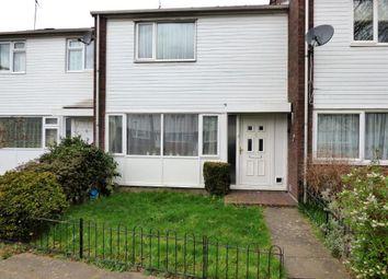 Thumbnail 2 bed terraced house for sale in Carmarthen Close, Farnborough