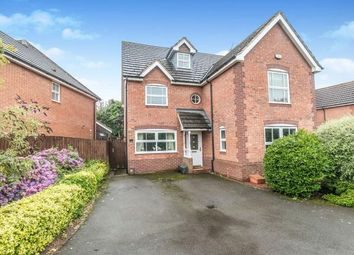Thumbnail 5 bed detached house for sale in Tansy Close, Claines, Worcester, Worcestershire