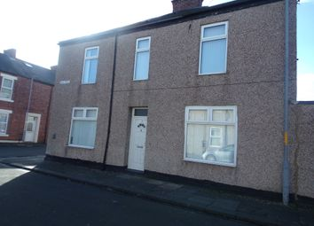 Thumbnail 2 bedroom terraced house for sale in Hall Terrace, Blyth