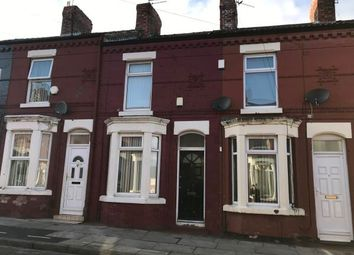Thumbnail 2 bedroom terraced house for sale in Hanwell Street, Anfield, Liverpool