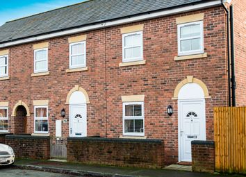 Thumbnail 2 bed terraced house for sale in Crowmere Road, Shrewsbury
