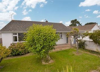 Thumbnail 2 bedroom detached bungalow for sale in Sharps Close, Heathfield, Newton Abbot, Devon.