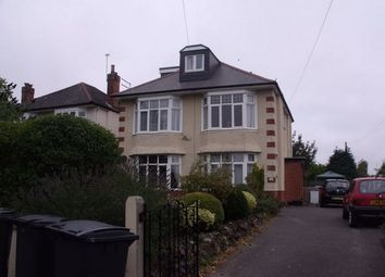 Thumbnail 1 bed maisonette to rent in Swanmore Road, Boscombe, Bournemouth