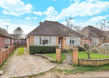 Thumbnail 3 bed detached bungalow for sale in Waterdell Lane, St Ippolyts, Hitchin