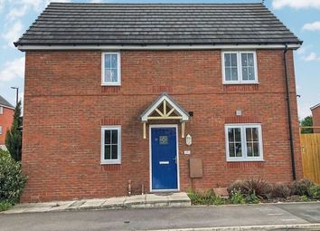 Thumbnail 3 bed detached house to rent in Cossington Road, Coventry