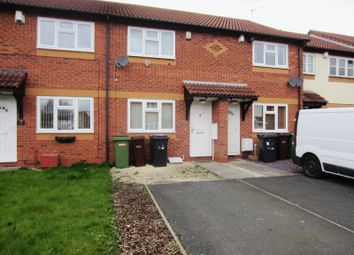 Thumbnail 2 bed terraced house to rent in Bickley Road, Bilston