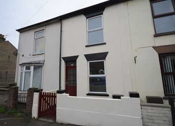 Thumbnail 3 bedroom terraced house to rent in St Margarets Road, Lowestoft, Suffolk
