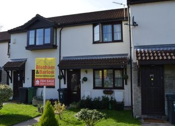 Thumbnail 2 bed terraced house for sale in Nutwell Square, Worle, Weston-Super-Mare