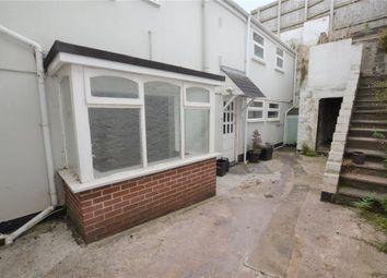 Thumbnail 2 bed terraced house for sale in Abbey Road, Torquay, Devon