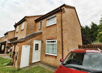Thumbnail 1 bed semi-detached house to rent in Lowndes Grove, Shenley Church End, Milton Keynes