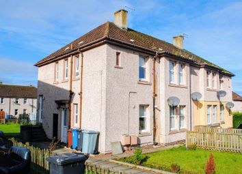 Thumbnail 2 bed flat for sale in Whitehill Crescent, Carluke