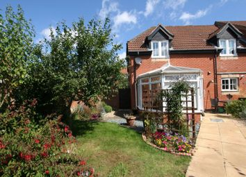 Thumbnail 3 bed semi-detached house for sale in The Lawn, Fakenham