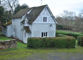 Thumbnail 2 bed cottage to rent in Eaton Road, Handbridge, Chester