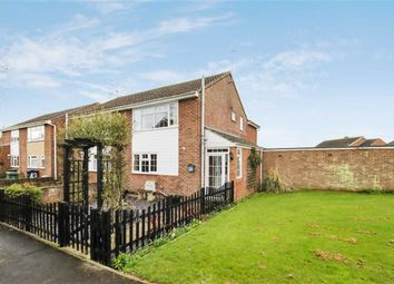 Thumbnail 3 bed semi-detached house for sale in Shakespeare Road, Royal Wootton Bassett, Wiltshire