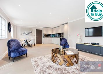 Thumbnail 3 bedroom flat for sale in Asprey Park, Hope Close, London
