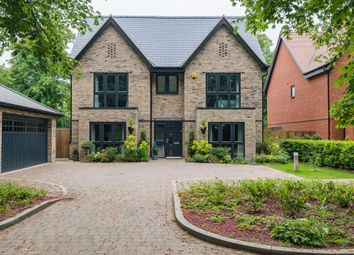 Thumbnail 5 bed detached house for sale in Gables Close, Peterborough, Peterborough
