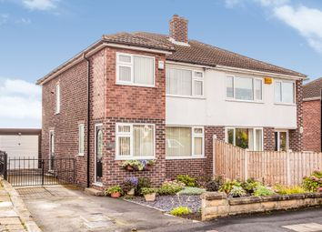 Thumbnail 3 bedroom semi-detached house for sale in Ashbourne Drive, Pontefract