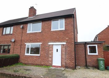 Thumbnail 3 bedroom semi-detached house to rent in Broome Court, Carlisle