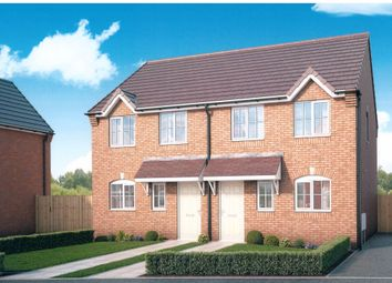 Thumbnail 3 bedroom semi-detached house for sale in Porthouse Rise, Tenbury Road, Bromyard