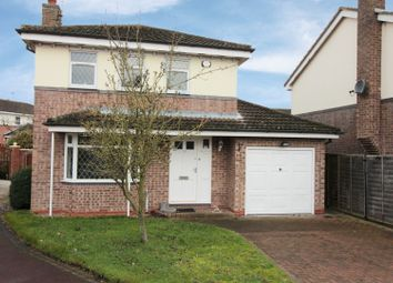 Thumbnail 4 bed detached house for sale in Burton Fields Close, York, Yorkshire, East Riding